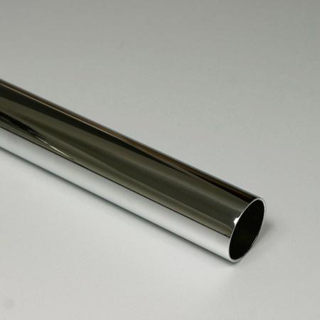 Труба хромированная Ø25мм -3метра