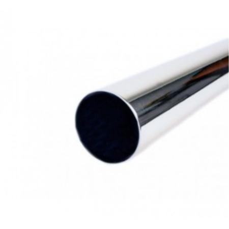 Труба хромированная Ø-32мм. 3 метра