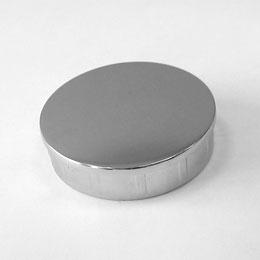 Заглушка хром (металл) Pl-07