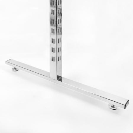 Опора для стойки двусторонняя 40х20х640мм Tp9