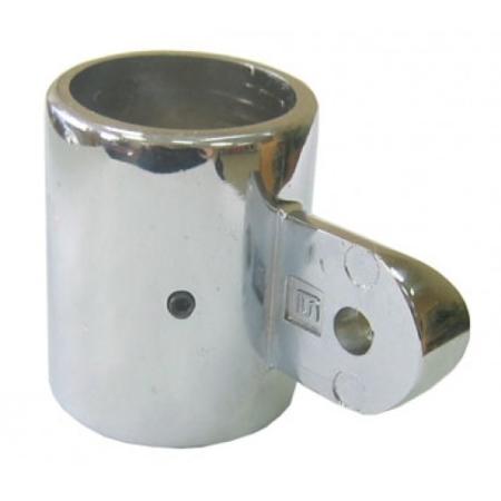 Крепёж односторонний с фиксатором к трубе 32 или 50 мм Z057
