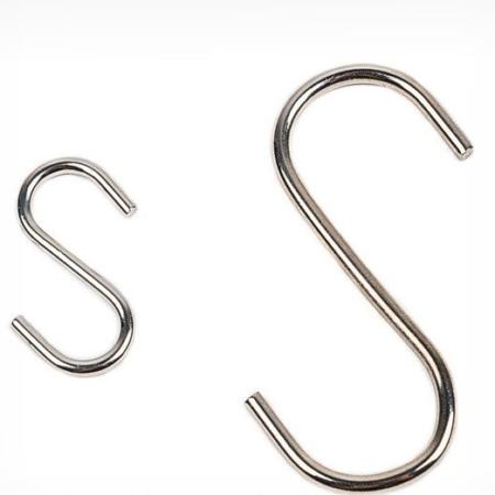 Крючок S-образный к 16 или 25 трубе. Th31